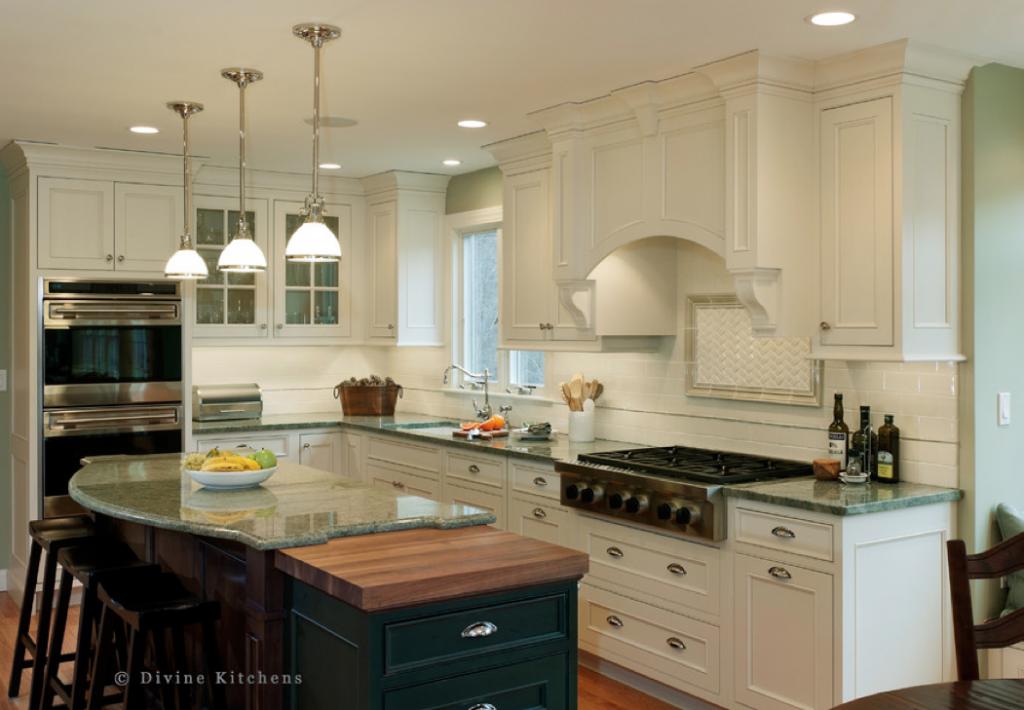 alternatives to granite countertops - butcher block