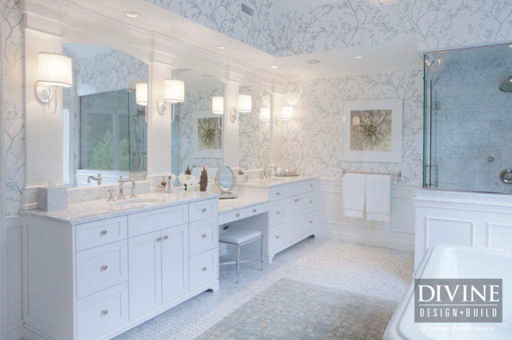 bathroom design trends 2017