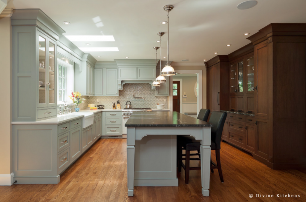 entertaining kitchens for the holidays