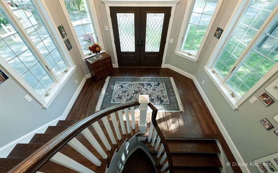 A Front-Entry Raised Ranch Addition — Divine Design+Build on mobile home entryway ideas, ranch house front design ideas, ceiling lighting design ideas, raised ranch entryway ideas, ranch home porch ideas, ranch home exterior color ideas, ranch home remodeling ideas, outdoor stairs design ideas, raised ranch interior paint ideas, raised ranch exterior ideas,