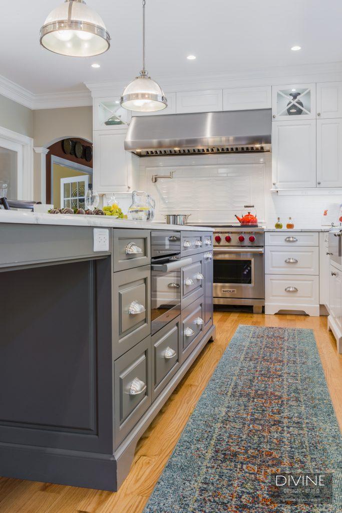 family friendly kitchen renovation