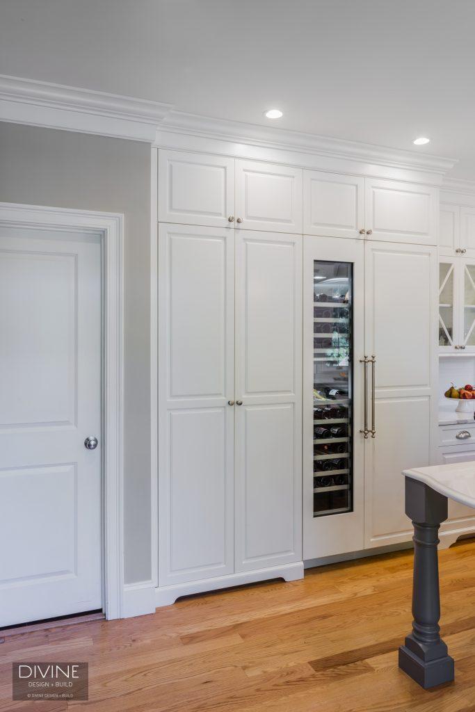 family kitchen renovation