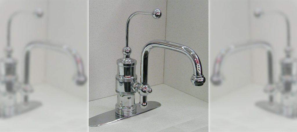 Wellington-01 -graff - stylish kitchen faucets