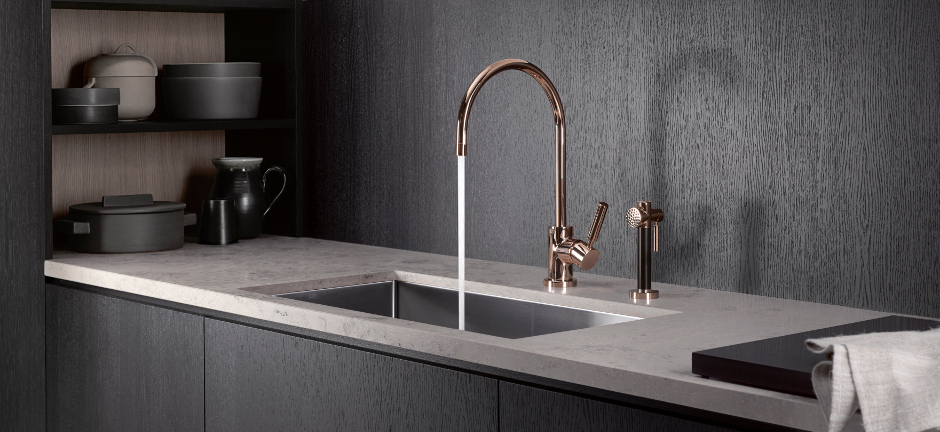 stylish kitchen faucet dornbracht kitchen faucet - cyprum