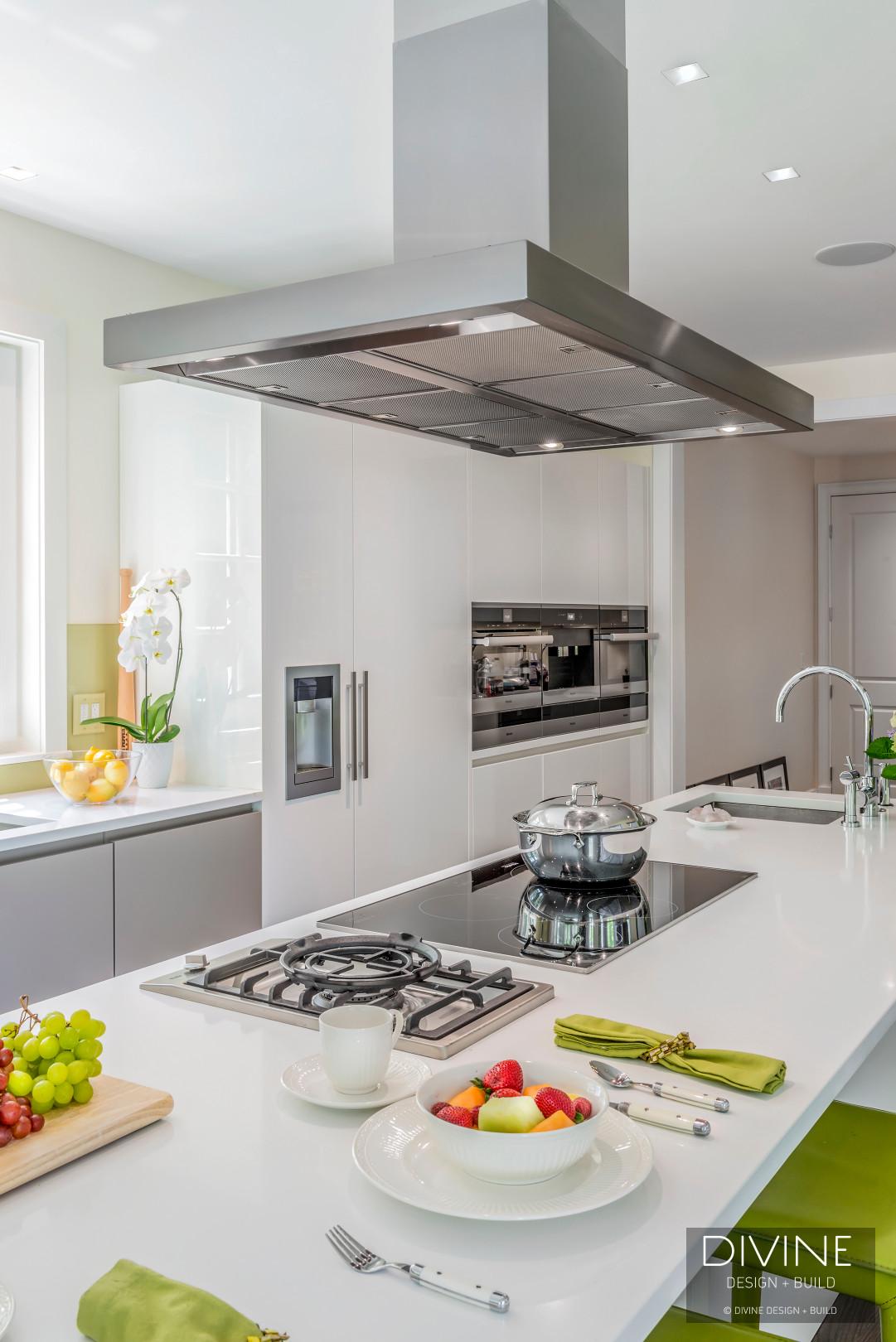 Boston Weston Modern Contemporary Leicht Kitchen Divine