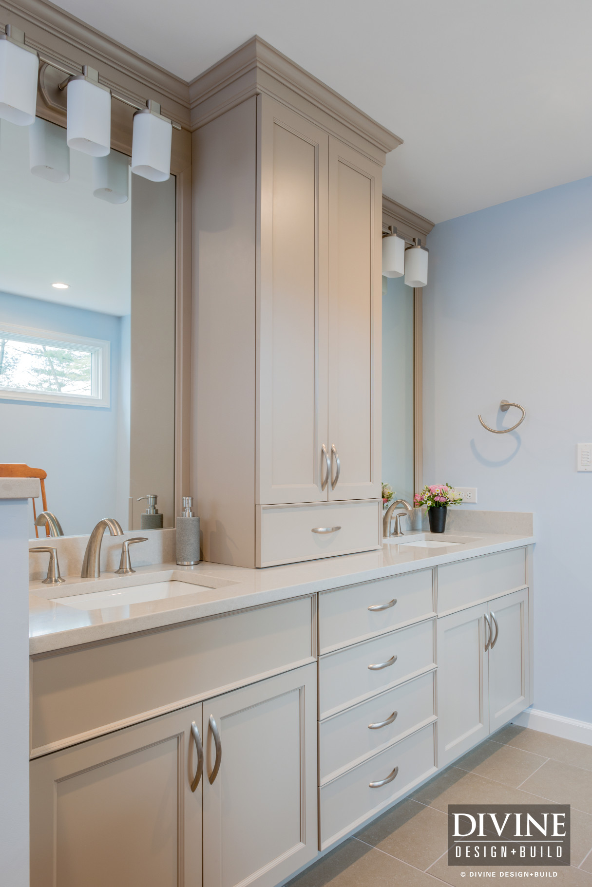 Picture of: Boston Metrowest Transitional Master Bath Suite Divine Design Build