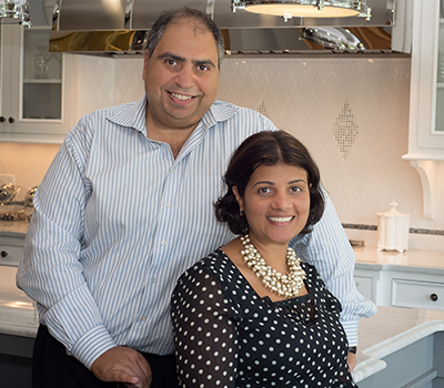 Co Founders Mariette + Magued Barsoum