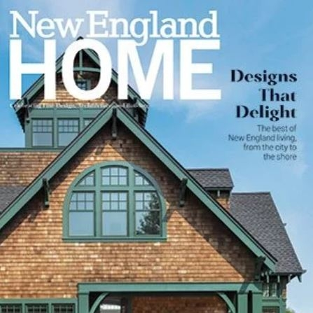 New England Home May-June 2018