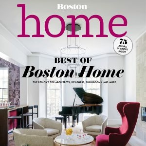 Boston Home Magazine Winter 2018