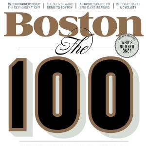 Boston Magazine May 2018