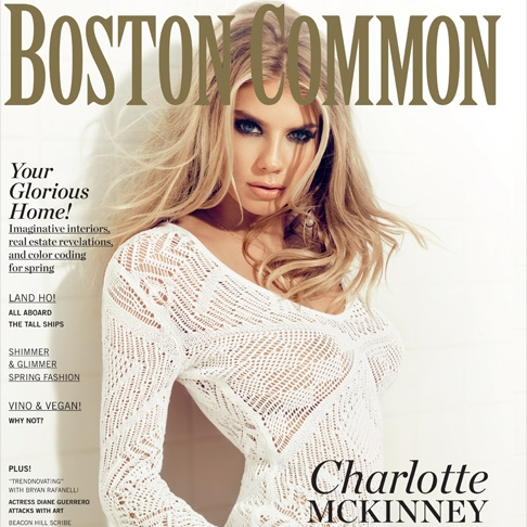 Boston Common Magazine Spring 2017