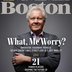 Boston Magazine May 2017