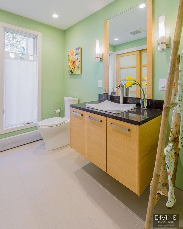 We dream of three: Feng Shui Powder Bathroom⠀ .⠀ .⠀ .⠀ #interiordesign #modernbathroom #designblog #designer #designporn #designideas #decoration #decorating #moderndecor #homedecor #bathroomdesign #livingthedream #lifestyle #lifestyleblogger #bostondesigner #bostonblogger #interior #instahome #instacool #interiuer #interior123 #interioinspo #luxurylifestyle #luxuryblogger #luxurydesign #luxuryhomes⠀ https://buff.ly/2Bj9KOC