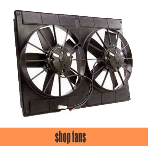 S10V8 Radiators, S10V8 Fans   Keeping your V8S10 cool doesn't need to be hard. We have the radiators and fan kits that are proven to work and fit.