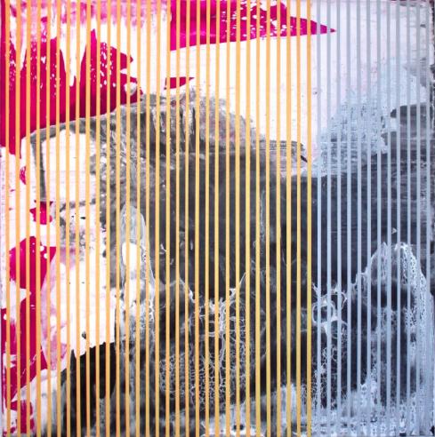 Digital Reflection I, 2018