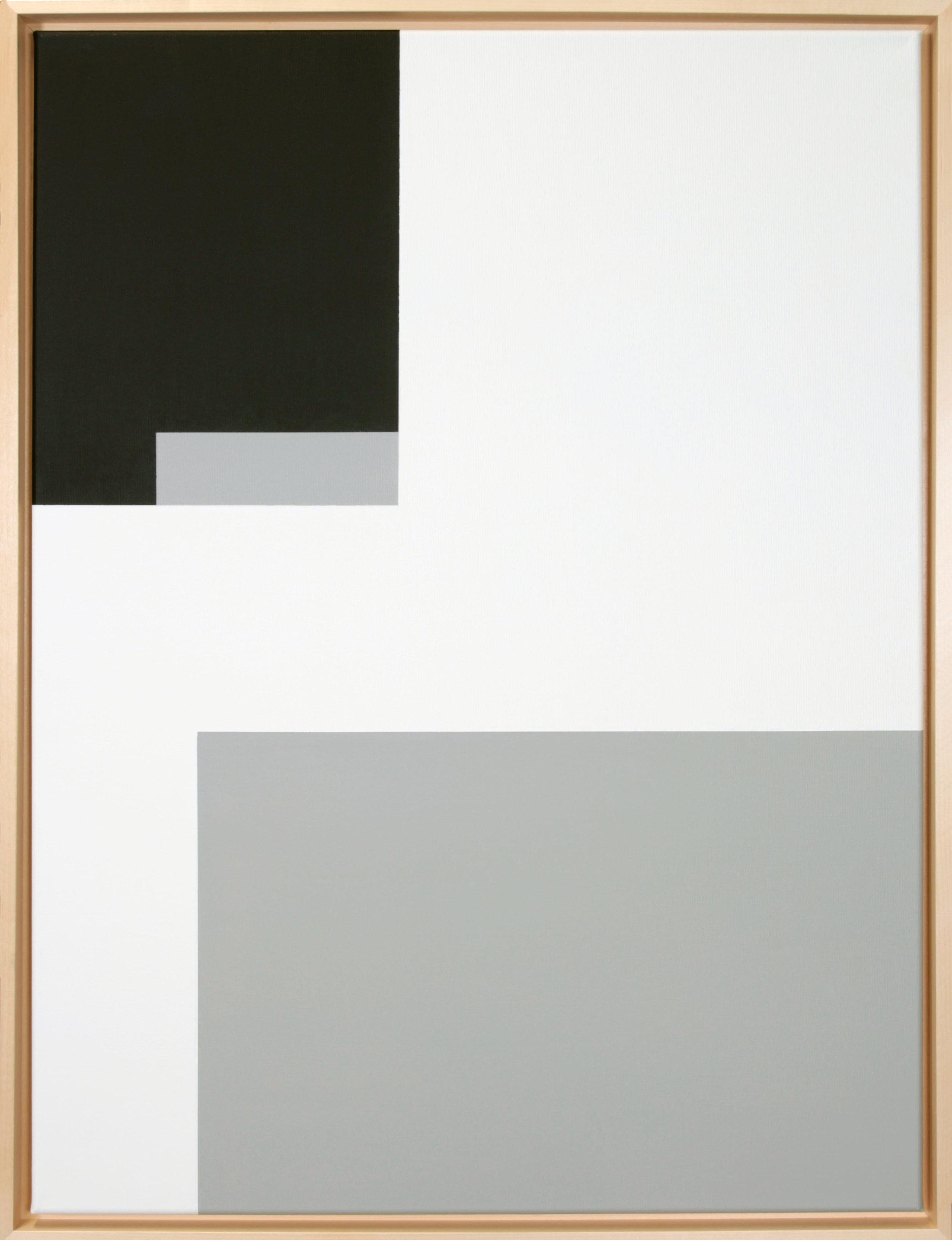 Simplicity Of Art S6, Acrylic on Canvas, 2018