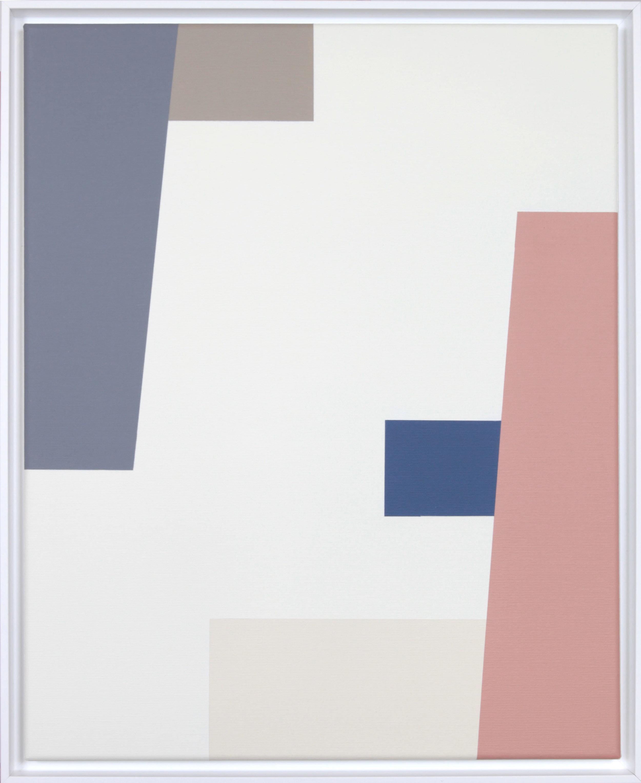 Simplicity Of Art S17, Acrylic on Canvas, 2019