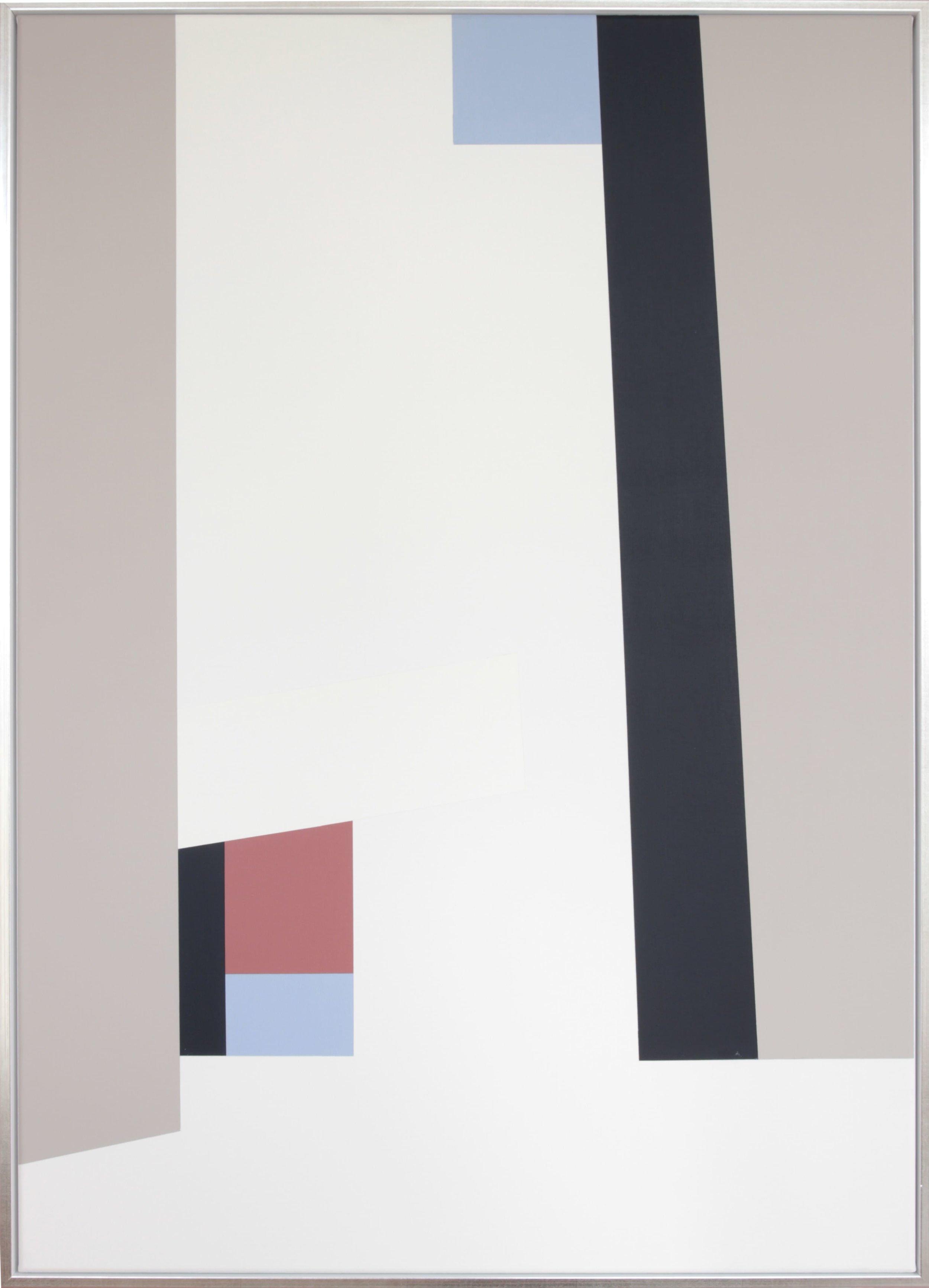 Simplicity Of Art S14, Acrylic on Canvas, 2019