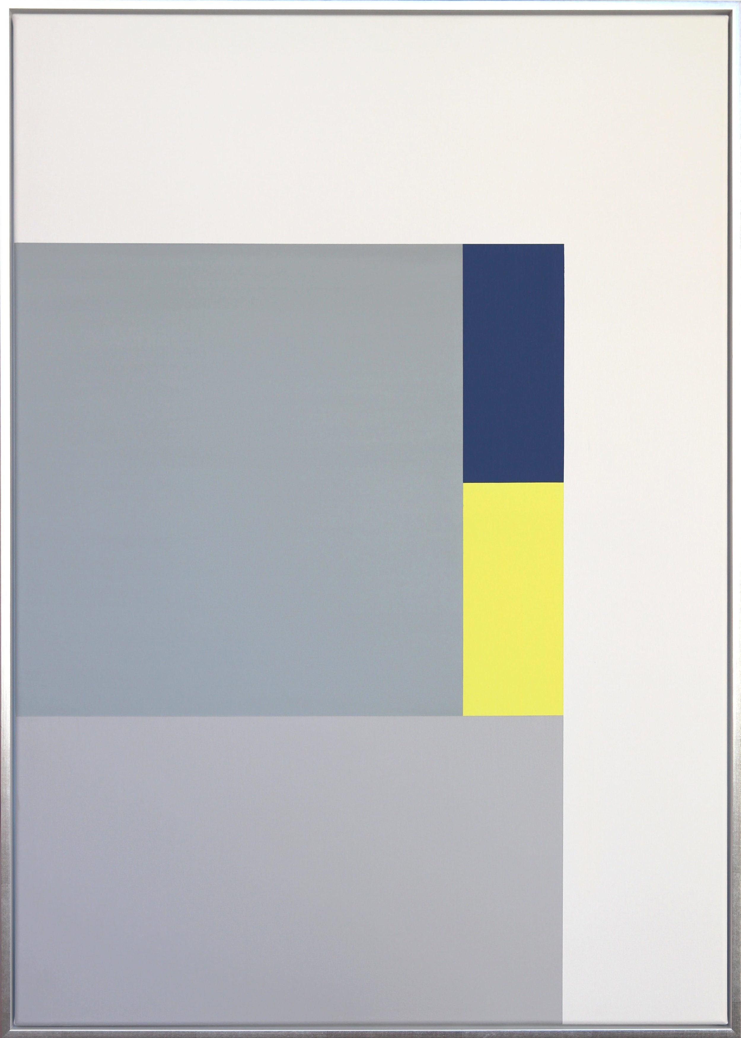 Simplicity Of Art, S22, Acrylic on Canvas, 2019