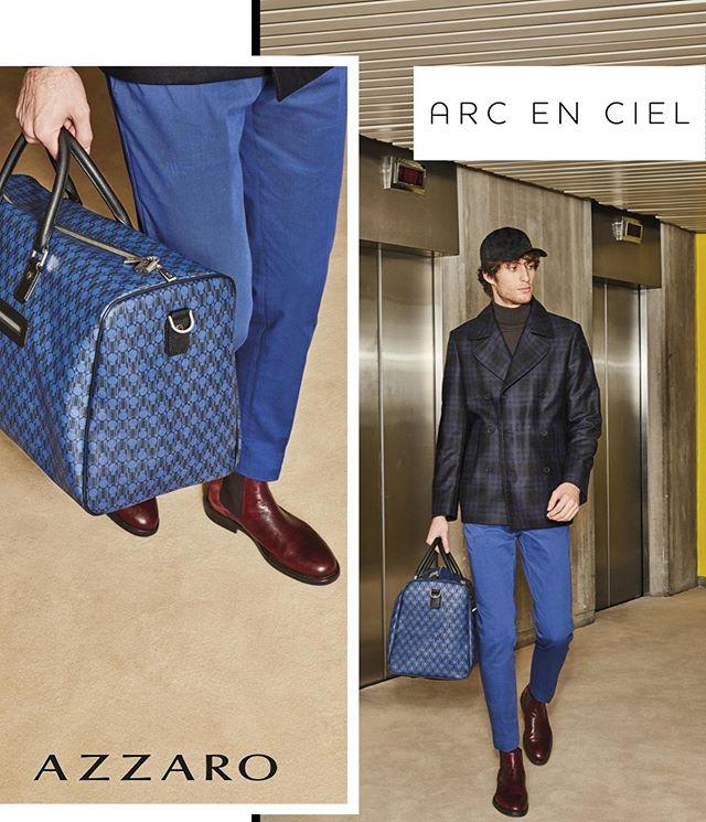 Choisissez l'élégance et le raffinement avec Azzaro  #arcenciel - - - - #azzaro #homme #men #likeforlike #nice #fashionweek #shoes #boots #bottines #cuir #leather #bestpictures #fashion