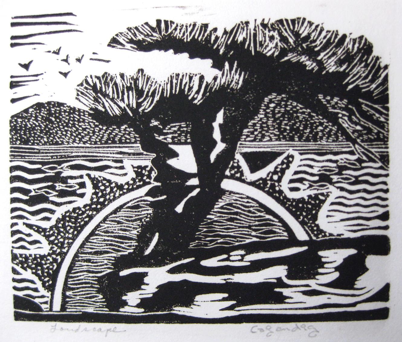 Cajandig, Catherine - Landscape