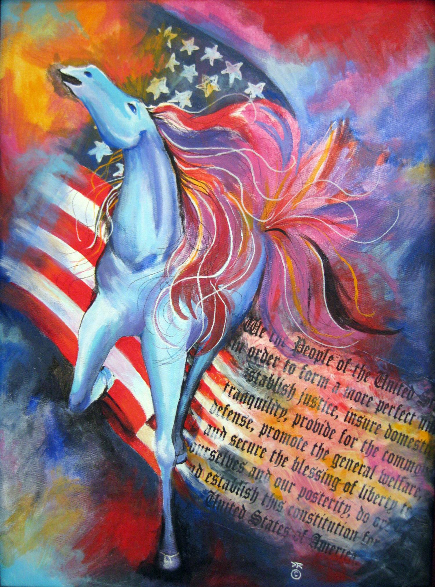 Cardosi, Diana - Let Freedom Ring