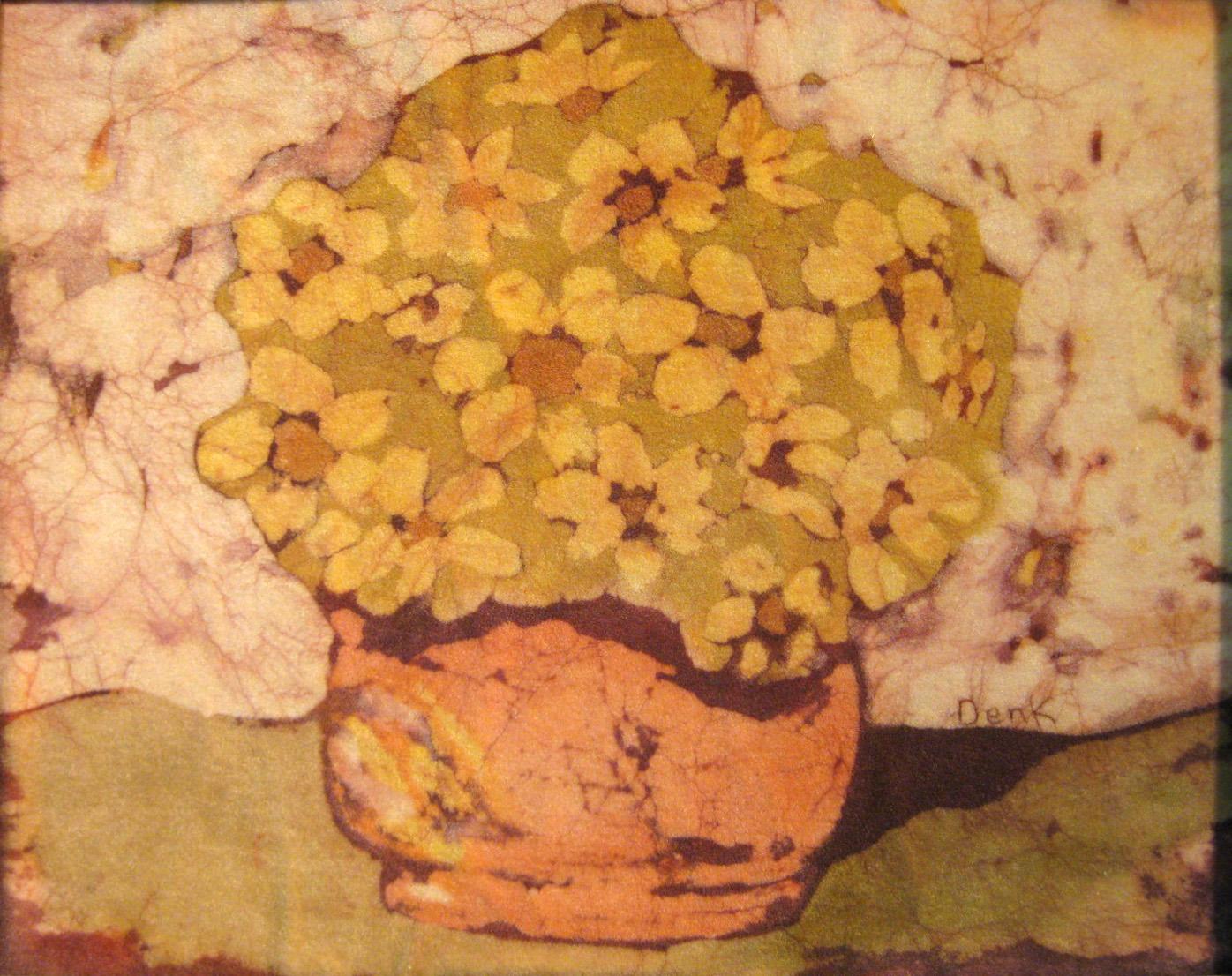 Denk, Marian - Vase of Flowers