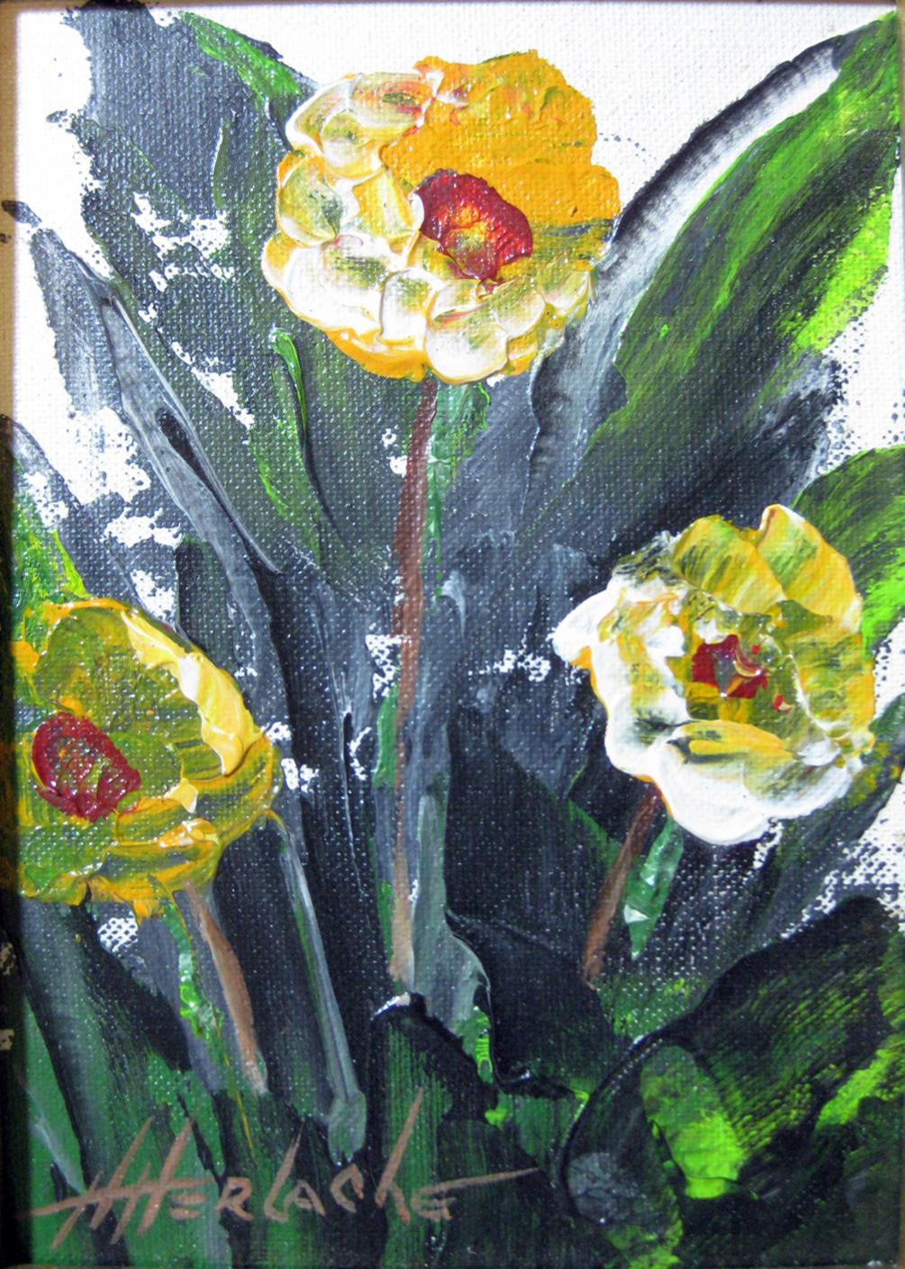 Herlache, Henry - Floral 43