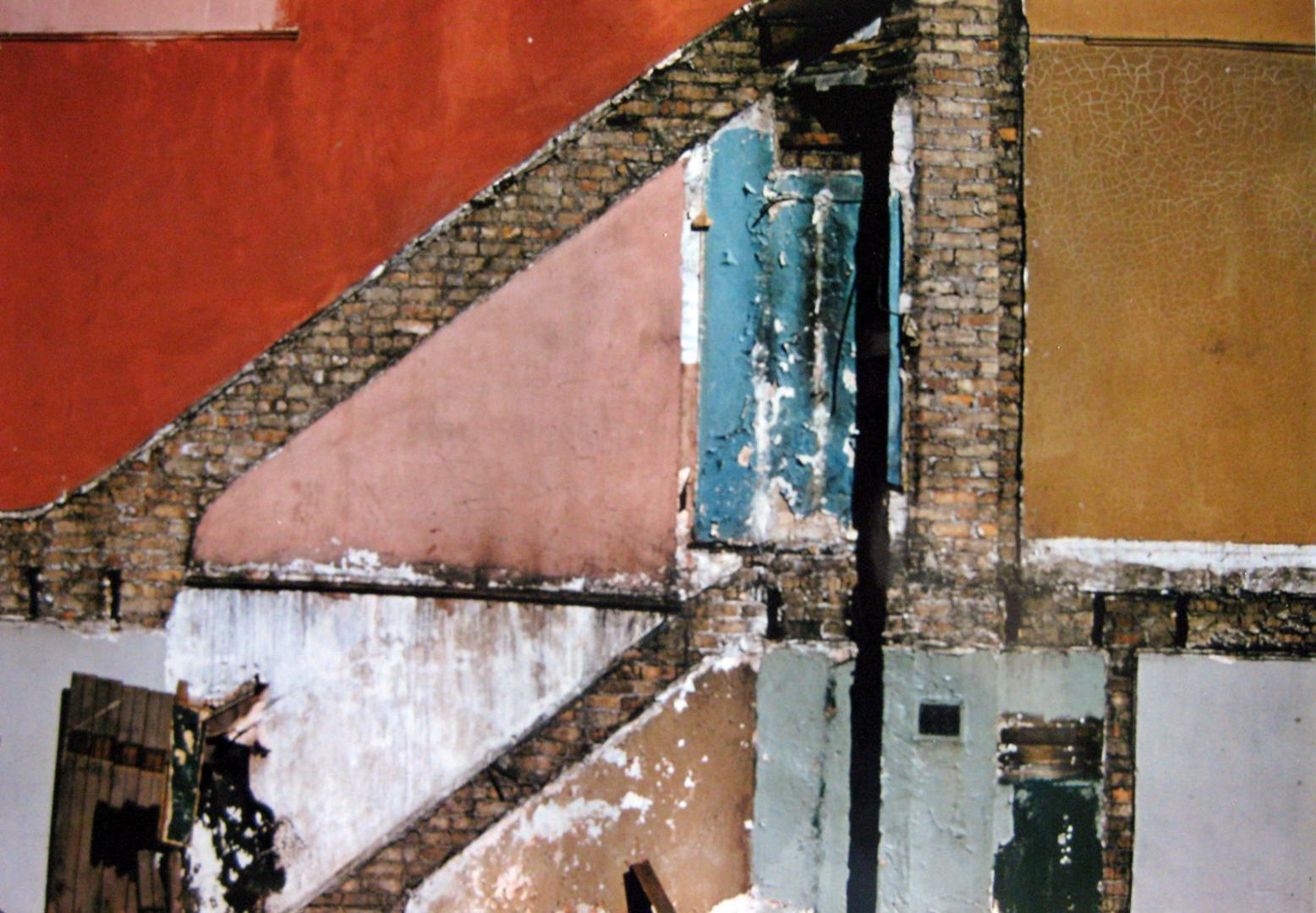 Kloubec, Edward F. - Colored Walls