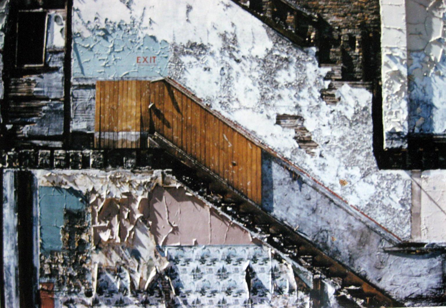 Kloubec, Edward F. - Untitled 2 (Exit)