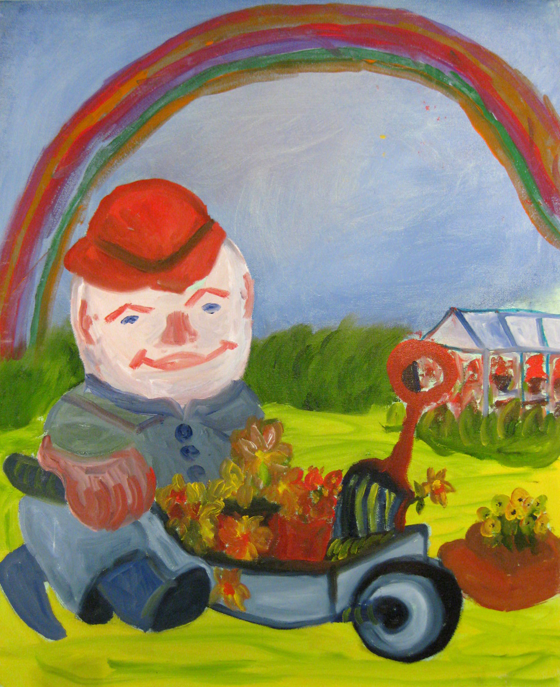 Pilgrim, George - Planting Time