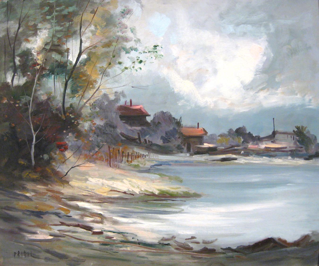 Pribil, Martin - Blue Lagoon