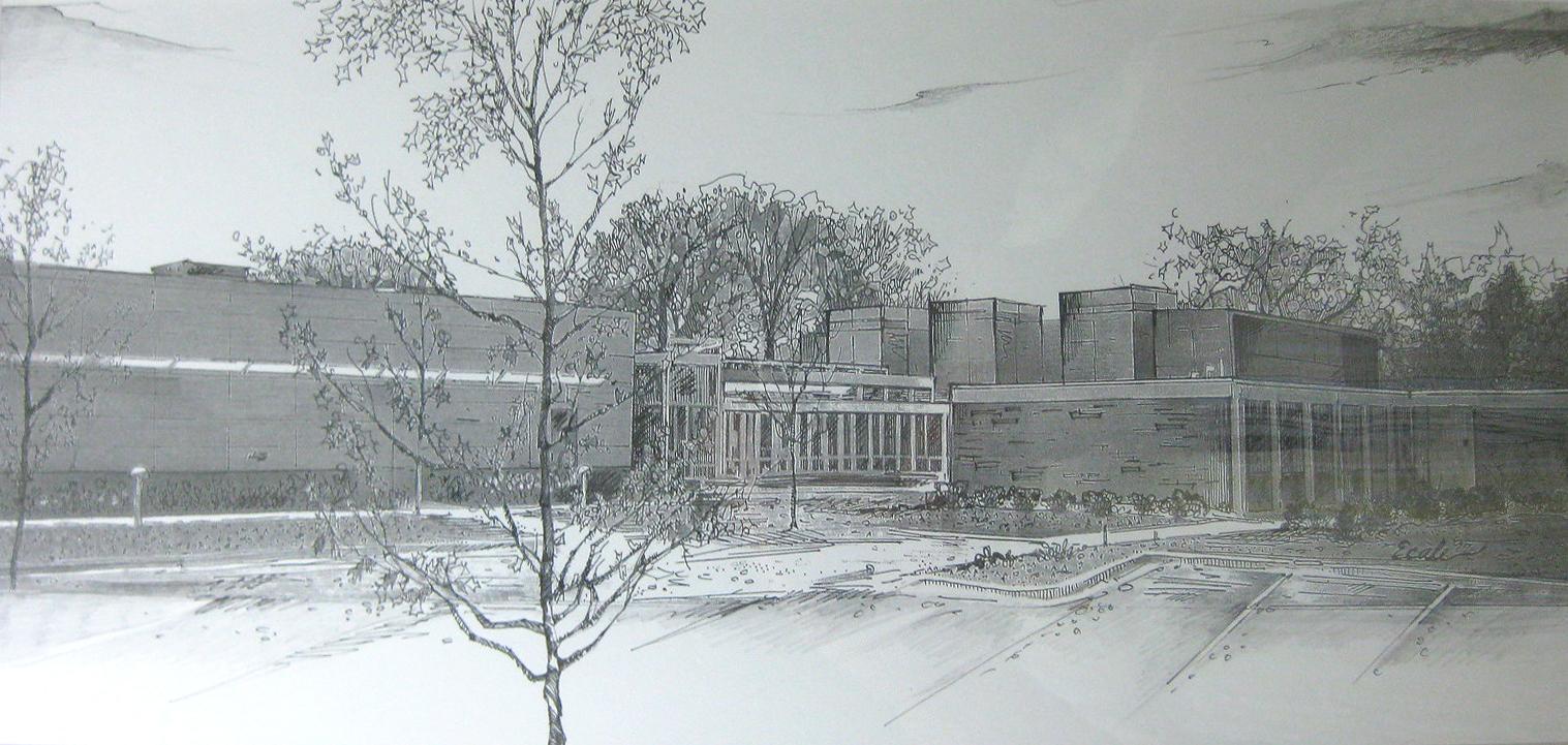 Schultz, Evelyn Ecale - Elmhurst Art Museum