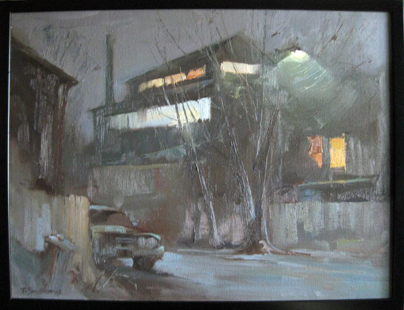 Smuskiewicz, Ted - Dark Street