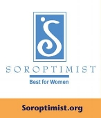 2006 - Improving the Lives of Women Award was presented to Cathy by Soroptimist International