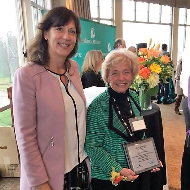Inspiring Volunteers - 2018 - Central Ohio Outstanding Senior Volunteer presented by Medical Mutual Senior Advisory Board