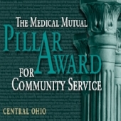 2018 - Nonprofit Executive Director Award was presented by Medical Mutual Smart Business Leadership