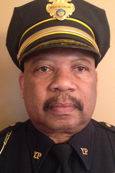 Det. Serg. David Lomax - Outstanding Law Enforcement