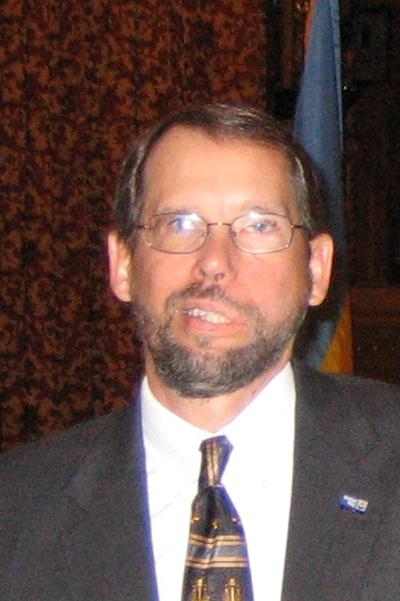 David Voth - Outstanding Advocate