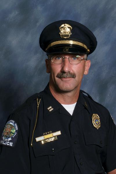 Captain Dan Patten - Outstanding Law Enforcement