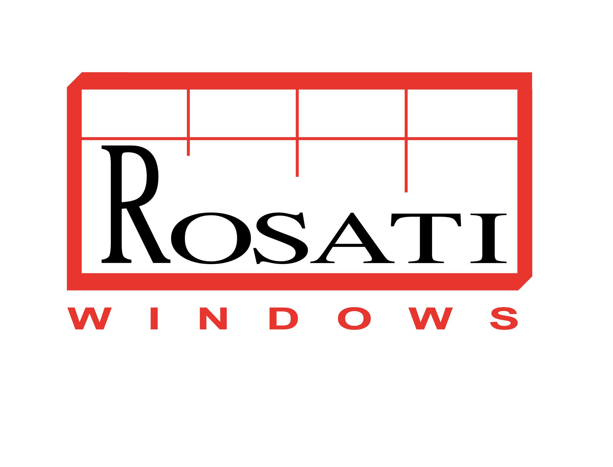 Rosati Windows - Outstanding Corporate Community Service