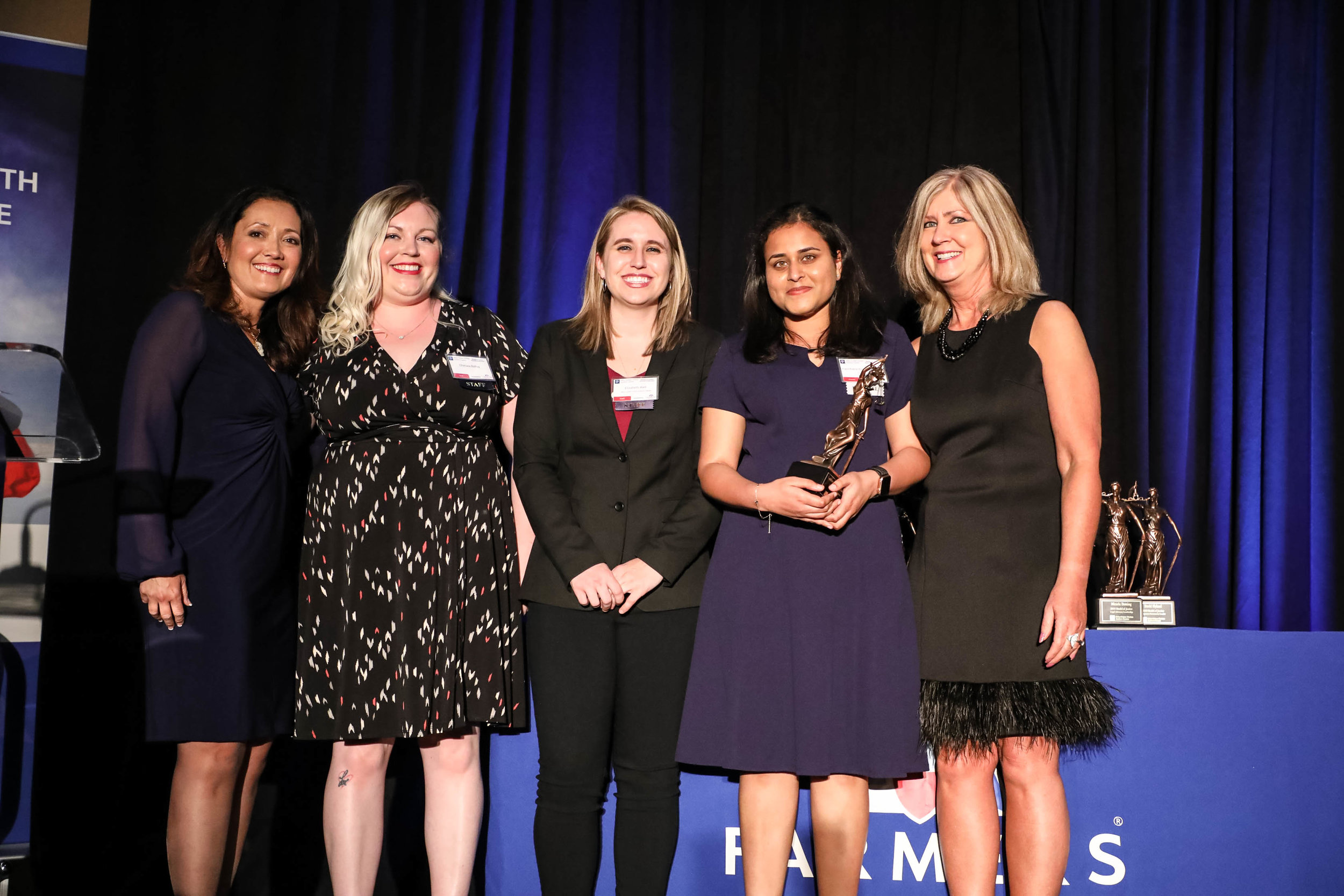 Kanchanarani Krishnamoorthy - Volunteer of the Year, OCVJCNominated by: Chelsea Balhaj