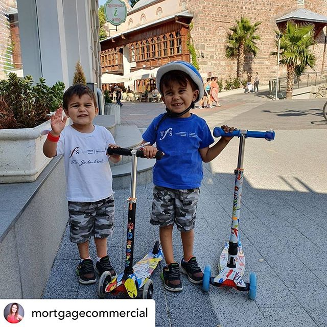 Where are your summer travels taking you and your family? These two @tfscampus students are clearly enjoying their time in Bulgaria!