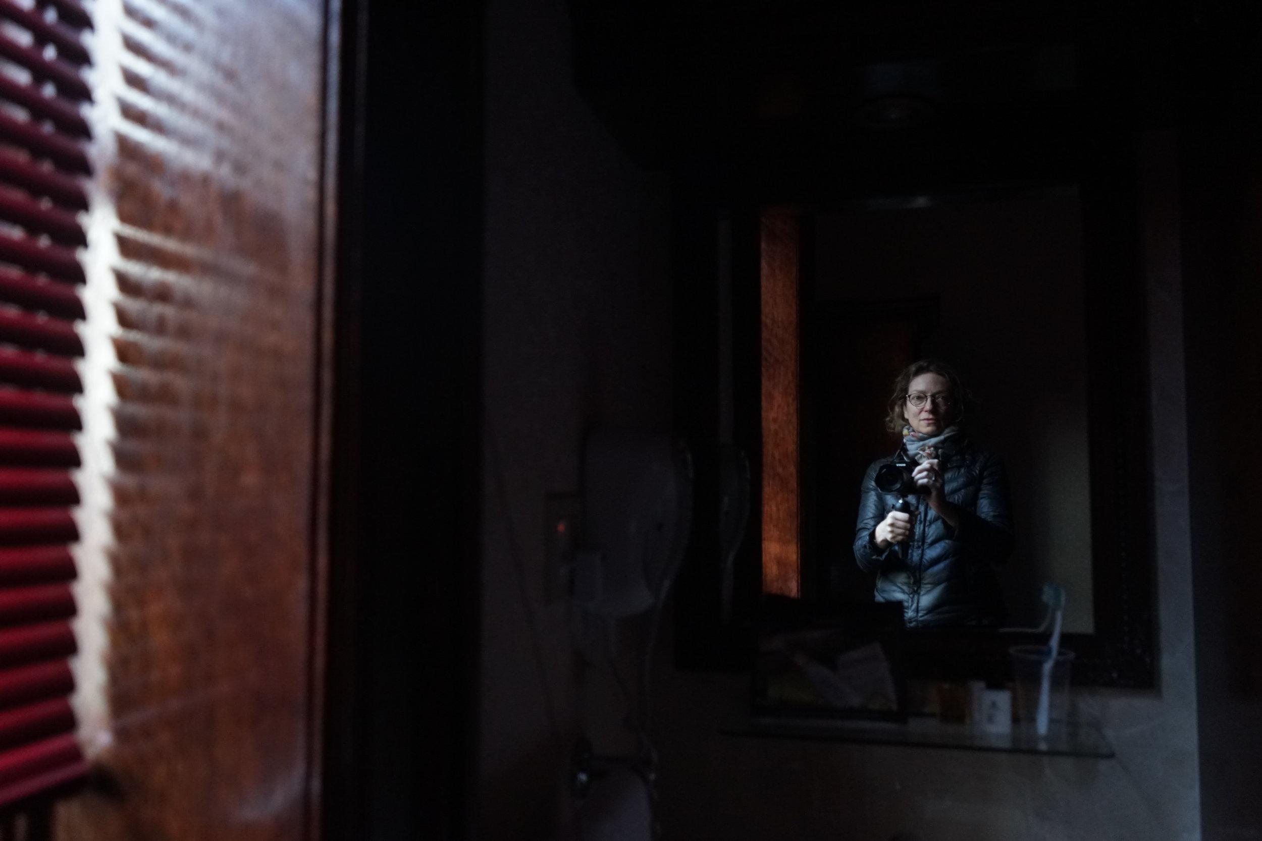 Jennifer Alleyn in Impetus_autoportrait © J. Alleyn in Impetus.JPG