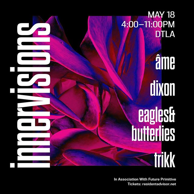 55 Innervisions  @innervisions_official #innervisions #support #housemusic #techno #losangeles #design #concept #graphicdesign #typography #artistsoninstagram #mickeymcilroy #borntokill
