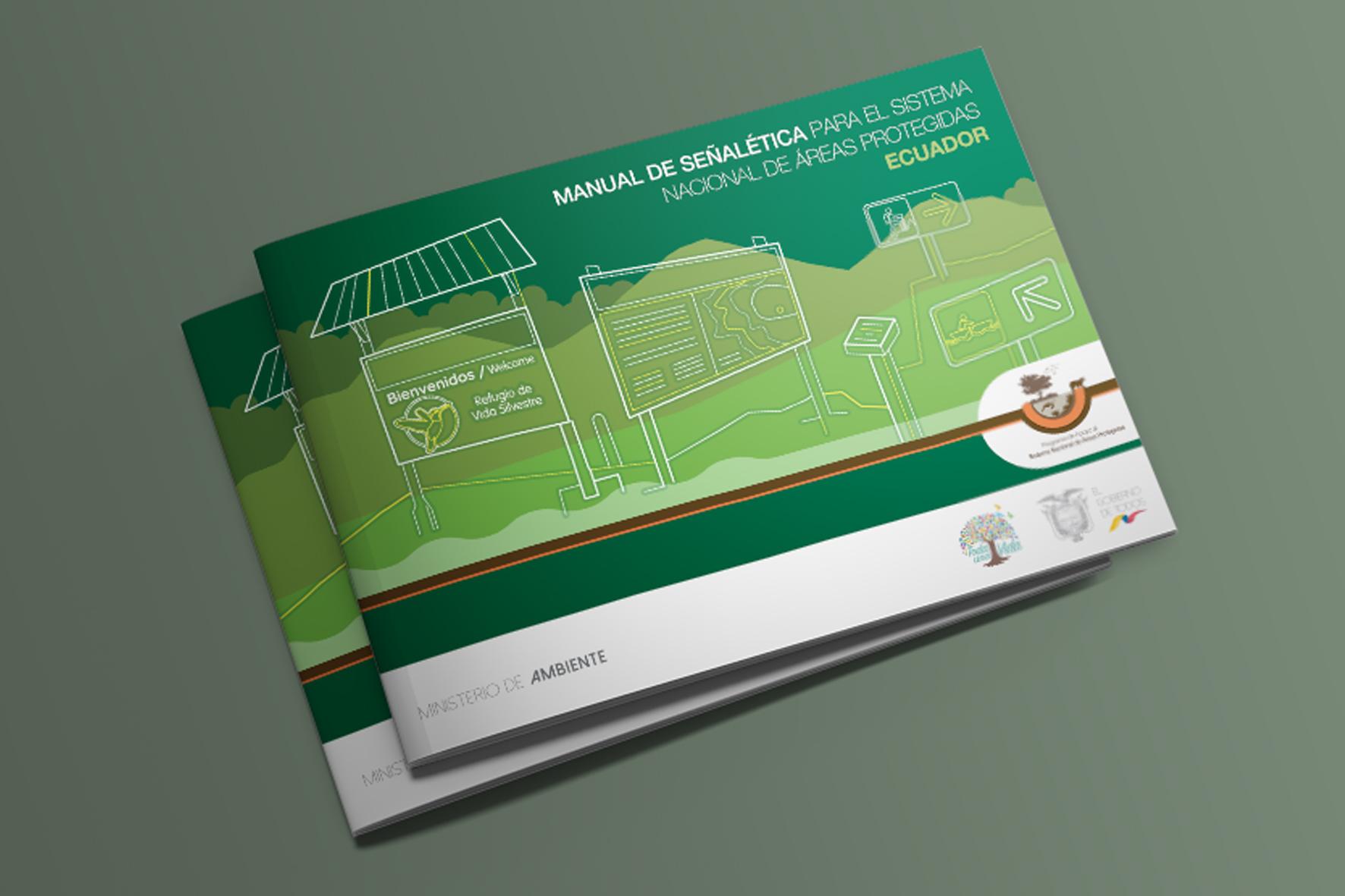 Manuales Señaléticos de Diagnóstico, Implementación y Emergencia.