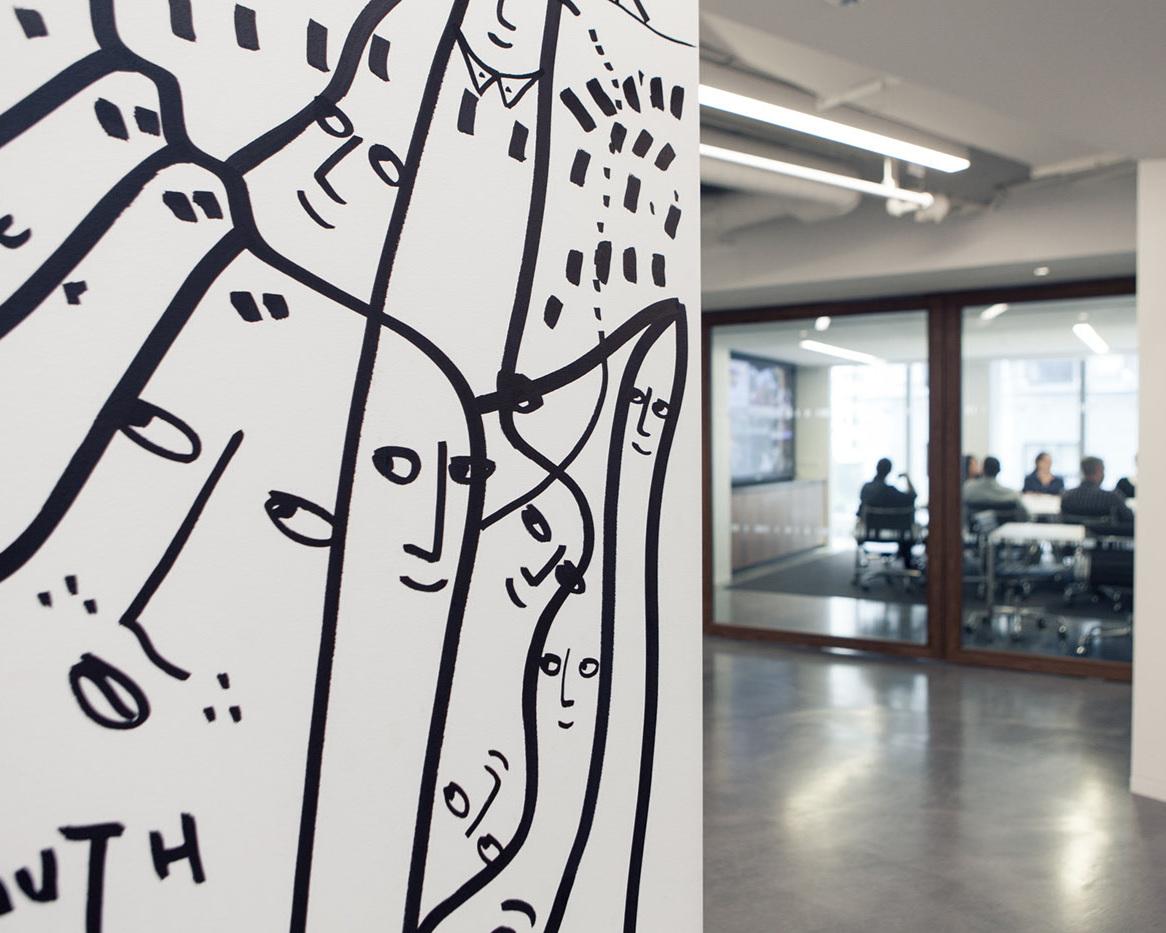 Ilustración Mural