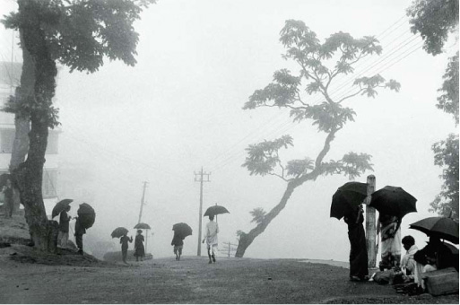 Marc Riboud, Darjeeling, 1956