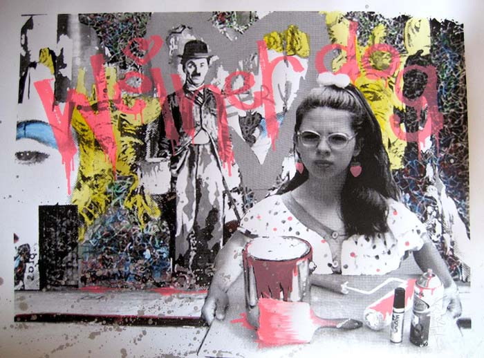 Weinderdof vs Mr Brainwash by Shark Toof. Inspired by Welcome to the Dollhouse.
