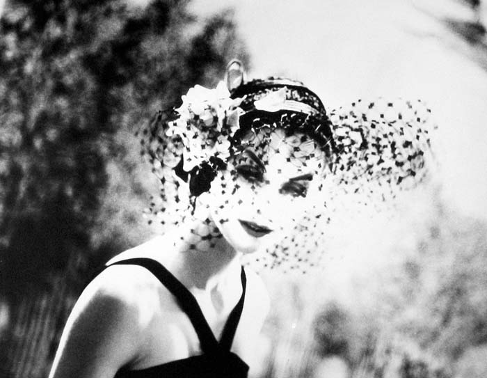 © Lillian Bassman: Anne-Saint Marie, NY, Chanel Advertising Campaign, 1958